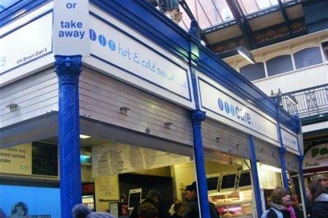 Thumbnail Restaurant/cafe for sale in Cafe & Sandwich Bars LS2, Leeds Kirkgate Market, West Yorkshire