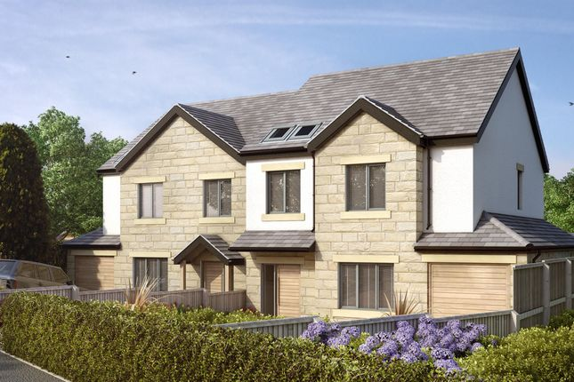 Thumbnail Detached house for sale in Wentworth, Menston Old Lane, Burley In Wharfedale, Ilkley
