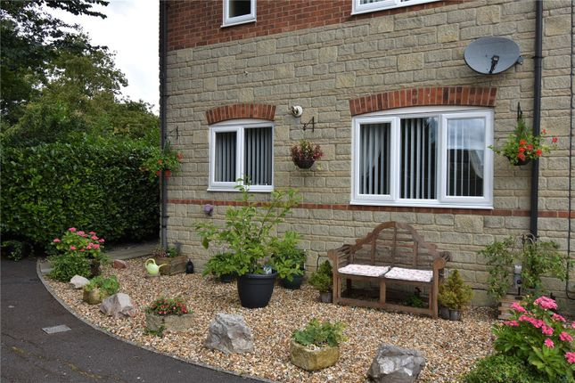 Thumbnail Semi-detached house for sale in Wedmore Close, Frome, Somerset