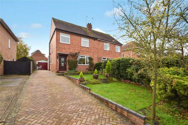 Thumbnail Semi-detached house for sale in Squires Walk, Kempsey, Worcester