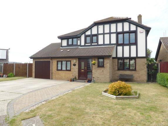 Thumbnail Detached house for sale in Ellis Drive, New Romney, Romney Marsh, Kent