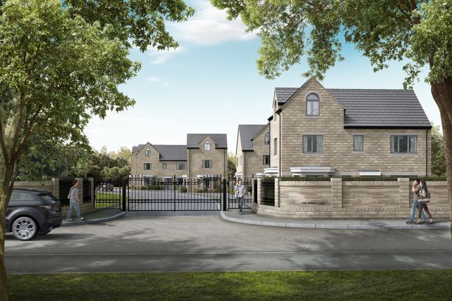 Thumbnail Detached house for sale in Carr Head Drive, Bolton Upon Dearne
