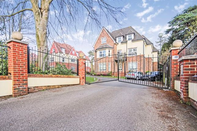 Thumbnail Flat for sale in Forest Road, Branksome Park, Poole