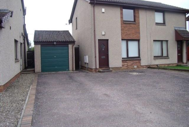 Thumbnail Semi-detached house to rent in Wemyss Crescent, Monifieth, Dundee