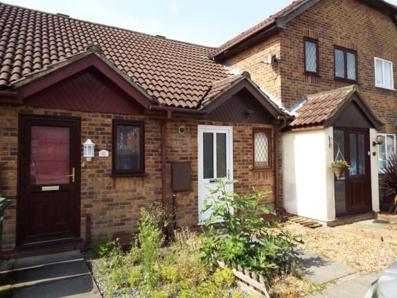 Thumbnail Terraced house for sale in Taverham, Norwich, Norfolk