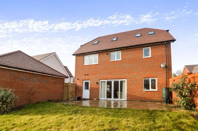 Thumbnail Detached house for sale in Lancaster Close, Hamstreet, Ashford, Kent