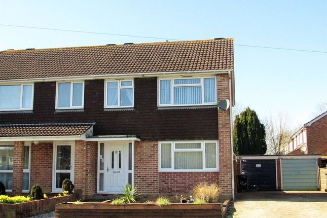 3 bed semi-detached house for sale in Wych Lane, Gosport