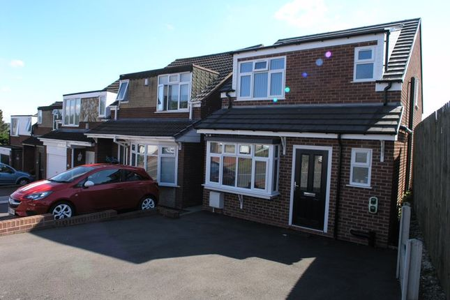 Thumbnail Detached house to rent in James Dee Close, Brierley Hill