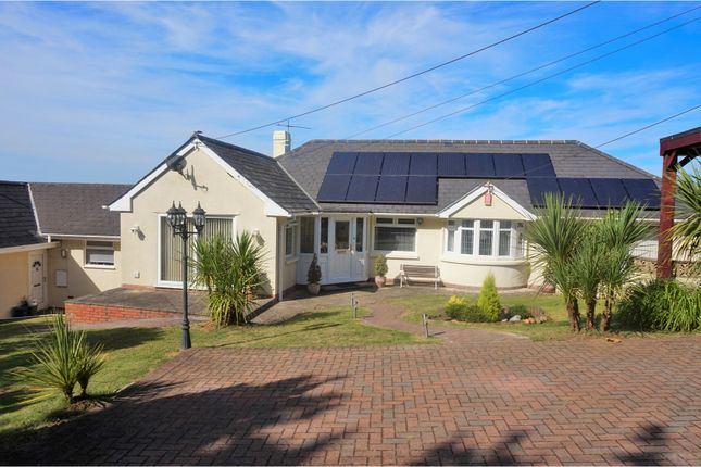 Thumbnail Detached bungalow for sale in Mount Pleasant Road, Dawlish