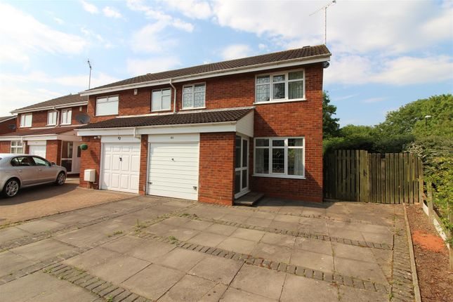 Thumbnail Semi-detached house to rent in Stoneywood Road, Walsgrave On Sowe, Coventry