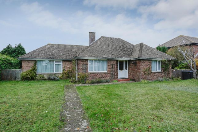 Thumbnail Detached bungalow for sale in Lighthouse Road, St. Margarets Bay, Dover