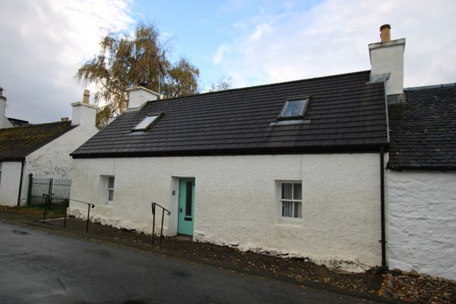 Thumbnail Semi-detached house for sale in Plane Tree Cottage, Main Street, Dervaig