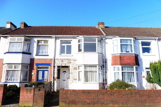 Thumbnail Property to rent in Grange Crescent, Gosport