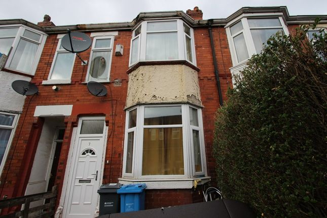 Thumbnail Terraced house for sale in Dorset Avenue, Manchester