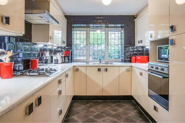 Kitchen of Badger Close, Rochdale OL16