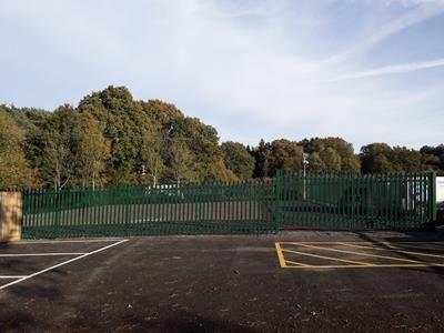 Thumbnail Land to let in Open Storage Land, Graylands Estate, Langhurstwood Road, Horsham, West Sussex
