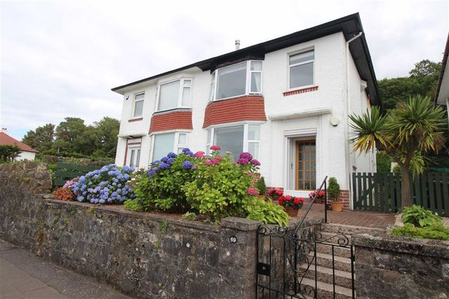 Thumbnail Semi-detached house for sale in Cloch Road, Gourock