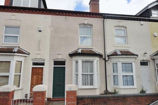 Front Aspect of Dawlish Road, Selly Oak, Birmingham B29