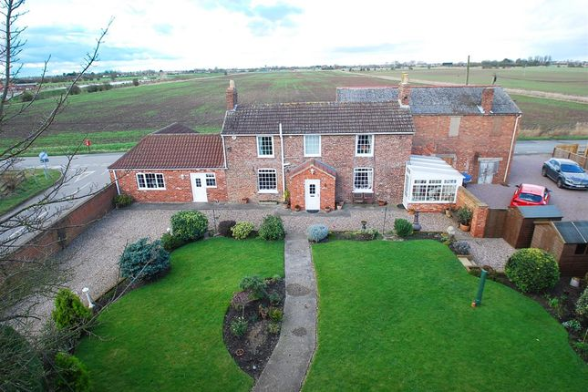 Thumbnail Detached house for sale in Mill House, Mill Lane, Addlethorpe, Skegness