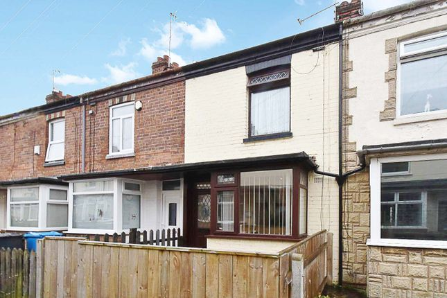 2 bed terraced house for sale in Irene Avenue, Durham Street, Hull, North Humberside HU8