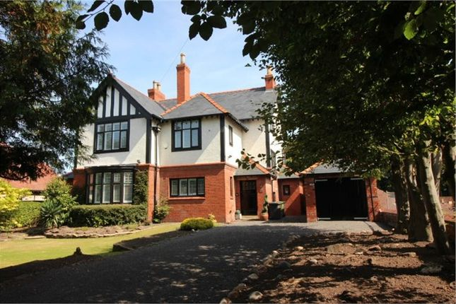 Thumbnail Detached house for sale in St Anthonys Road, Blundellsands, Merseyside