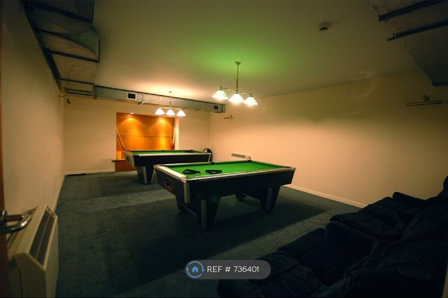 Pool Room of New Century House, Aberdeen AB11
