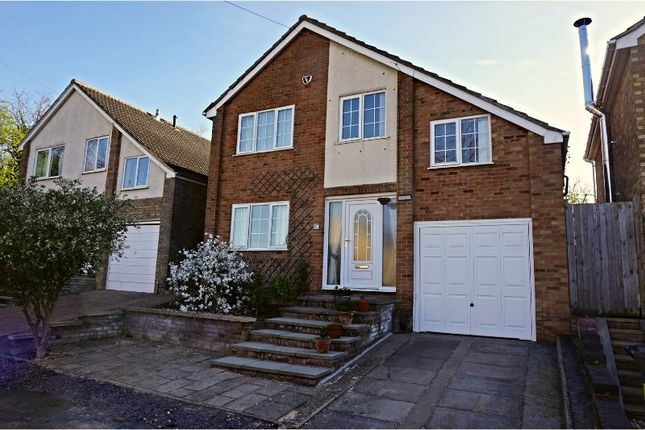 Thumbnail Detached house for sale in Barker Road, Earls Barton