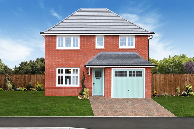 "Thumbnail Detached house for sale in ""Shrewsbury"" at Ty-Draw Road"