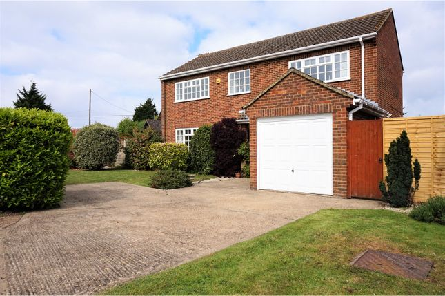 4 bed detached house for sale in Shalloak Road, Broad Oak, Canterbury