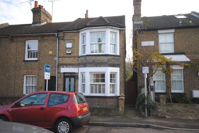 Thumbnail End terrace house for sale in Mildmay Road, Old Moulsham, Chelmsford