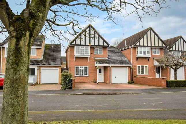 Thumbnail Detached house for sale in Sable Close, Cherry Hinton, Cambridge