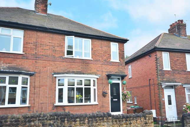 Thumbnail Semi-detached house for sale in Colston Road, Bulwell, Nottingham