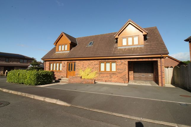 Thumbnail Detached house for sale in Milburn Drive, Gretna