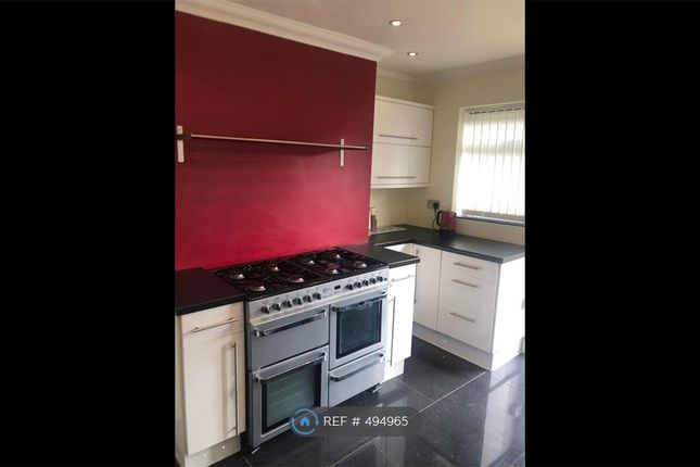 Thumbnail Semi-detached house to rent in Lodge Road, Wednesbury