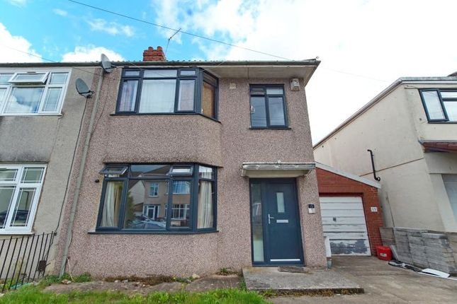 Thumbnail Semi-detached house to rent in Frome Valley Road, Frenchay, Bristol
