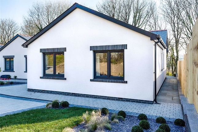 Thumbnail Detached bungalow for sale in Parsonage Court, Parsonage Lane, Begelly
