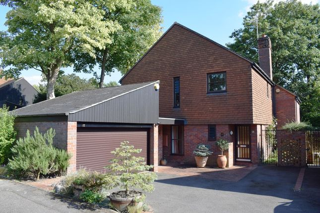 Thumbnail Detached house for sale in Pikes End, Eastcote Village, Pinner