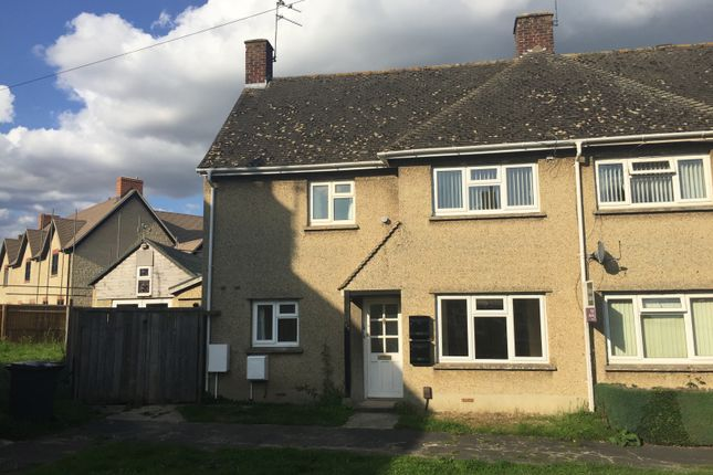 Thumbnail Flat to rent in Eastfield Road, Witney