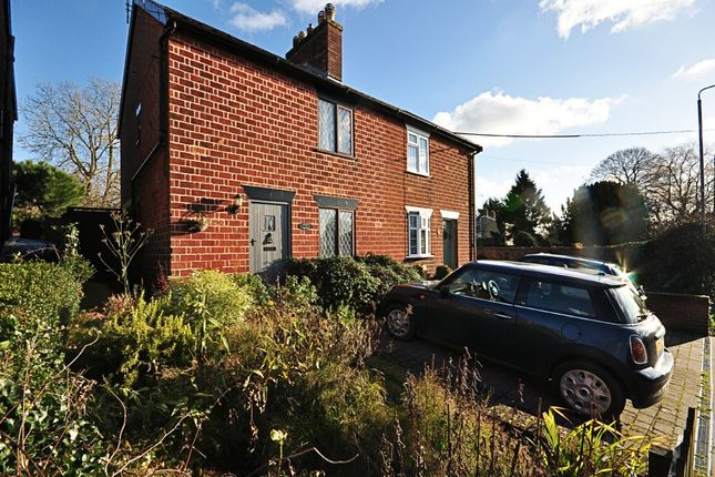 Thumbnail Cottage for sale in Croft Lane, Diss