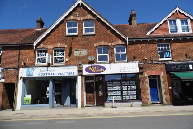 Thumbnail Flat to rent in High Street, Heathfield