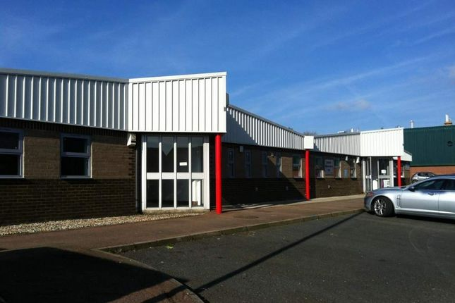 Thumbnail Industrial to let in Castleham Business Centre West, St Leonards On Sea