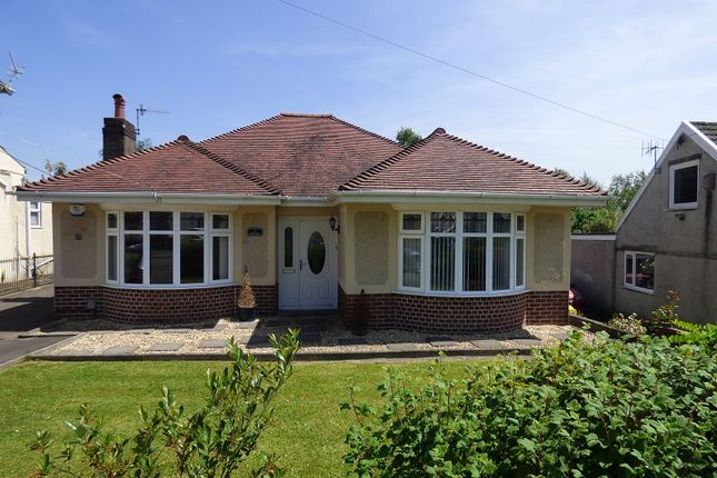 Thumbnail Detached bungalow for sale in 19 Compton Road, Skewen, Neath.