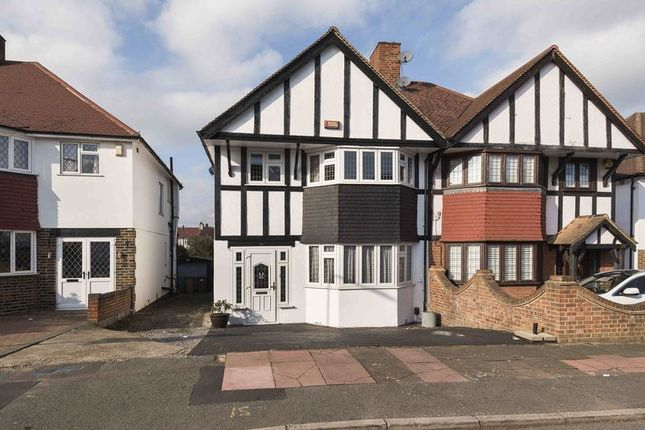 3 bed semi-detached house for sale in County Gate, London