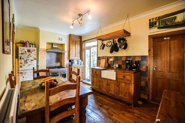 Thumbnail Terraced house to rent in Parkdale Road, London