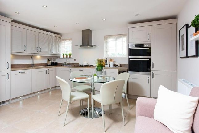 """Thumbnail Detached house for sale in """"Alnwick"""" at Beggars Lane, Leicester Forest East, Leicester"""