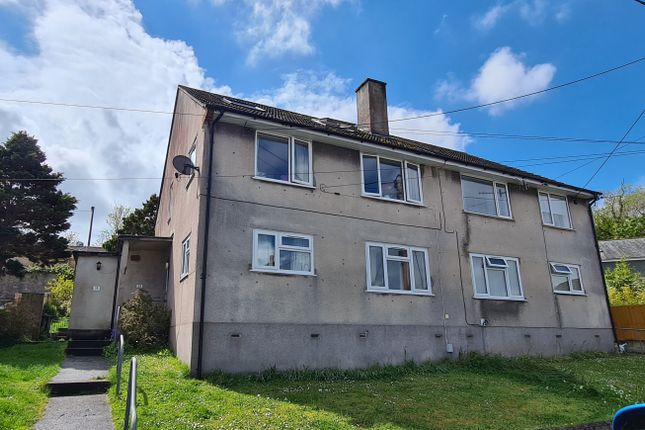 Thumbnail Flat for sale in Orchard Crescent, Plymstock, Plymouth