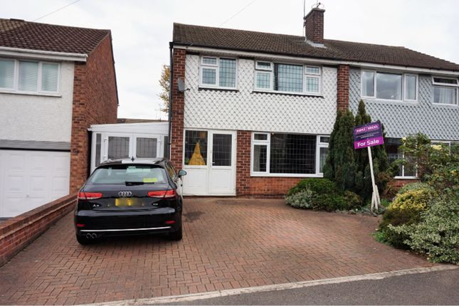 Thumbnail Semi-detached house for sale in Watergate Lane, Leicester