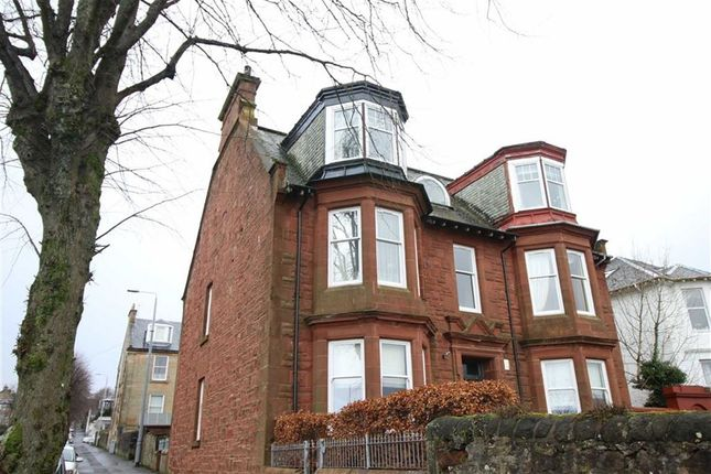 Thumbnail Flat for sale in Fox Street, Greenock, Renfrewshire
