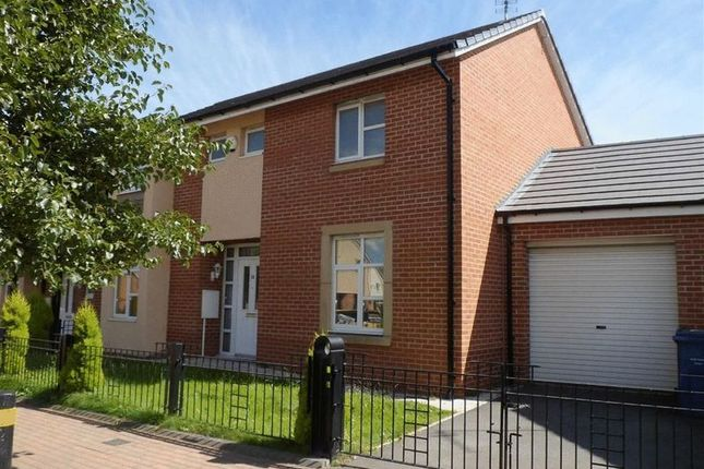 Thumbnail Semi-detached house to rent in Mulberry Crescent, Cleadon Vale, South Shields
