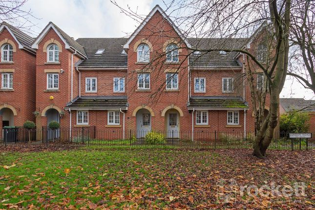 Thumbnail Town house to rent in London Road, Penkhull, Stoke-On-Trent